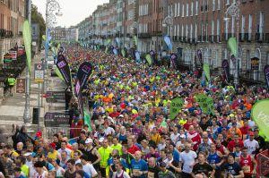 Dublin City Marathon, October 27 2014
